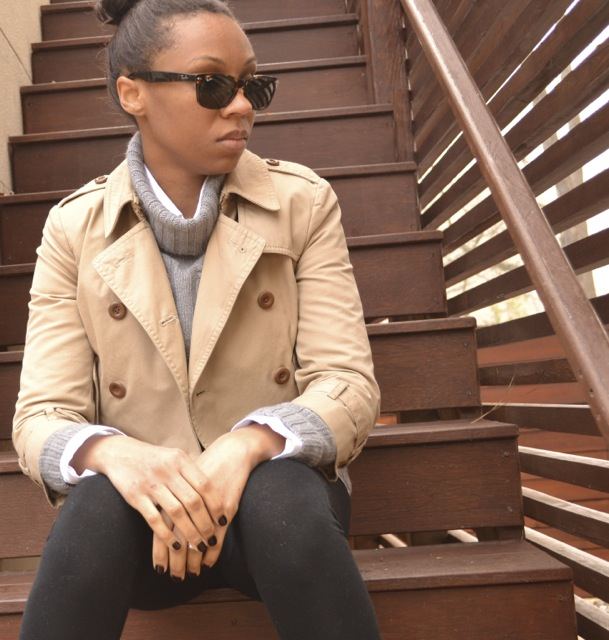 Casual Layers: The Fall/Winter Uniform 4