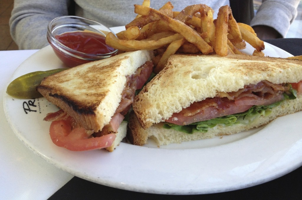 Prime: Classic BLT