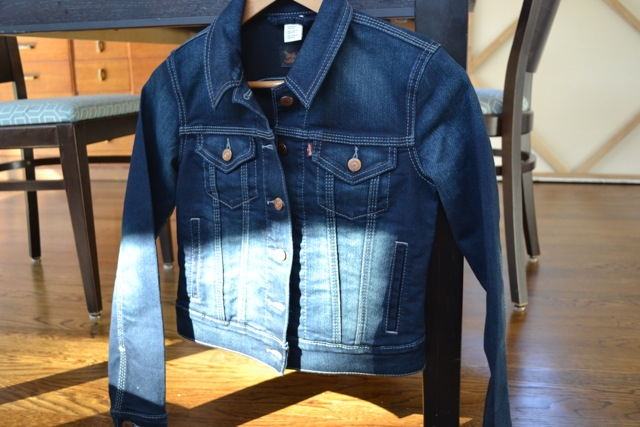 The Perfect Fitted Denim Jacket