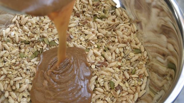 Recipe: Homemade Granola Bars 3