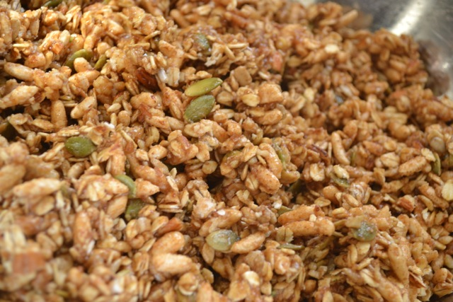 Recipe: Homemade Granola Bars 4