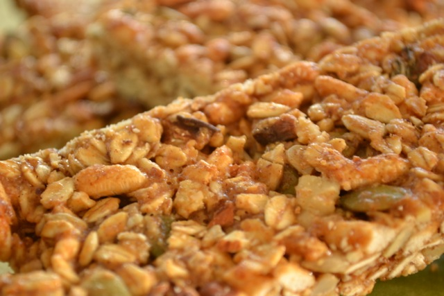 Recipe: Homemade Granola Bars 2