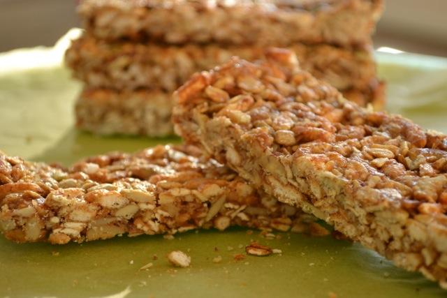 Recipe: Homemade Granola Bars 6