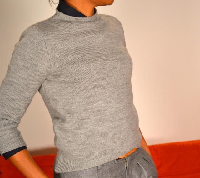 Monochromatic: Gray + Gray 2