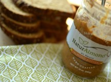 NaturAlmond Handcrafted Almond Butter