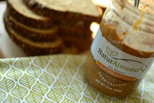 NaturAlmond Hancrafted Almond Butter