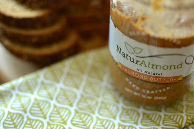 NaturAlmond Hancrafted Almond Butter 2