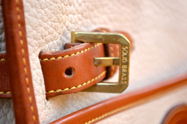Vintage Dooney & Bourke Crossbody Bag 3