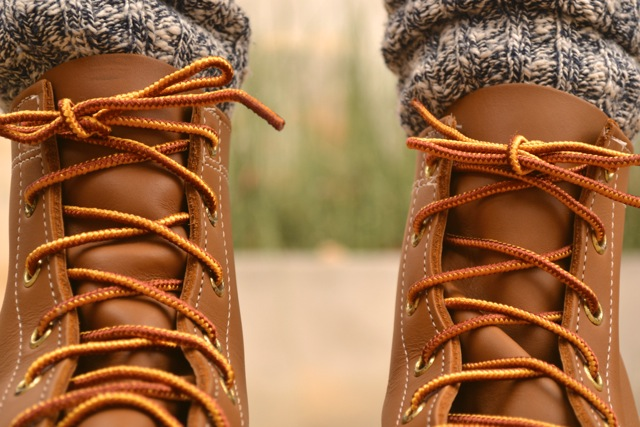 Camp Socks + Bean Boots 2