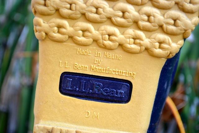 LLBean Bean Boots 6