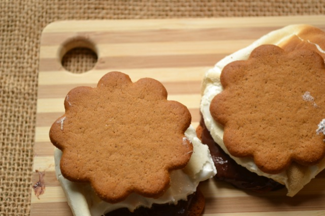 Recipe: Ginger Coconut Oven S'mores