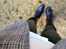 Glen Plaid and Cords