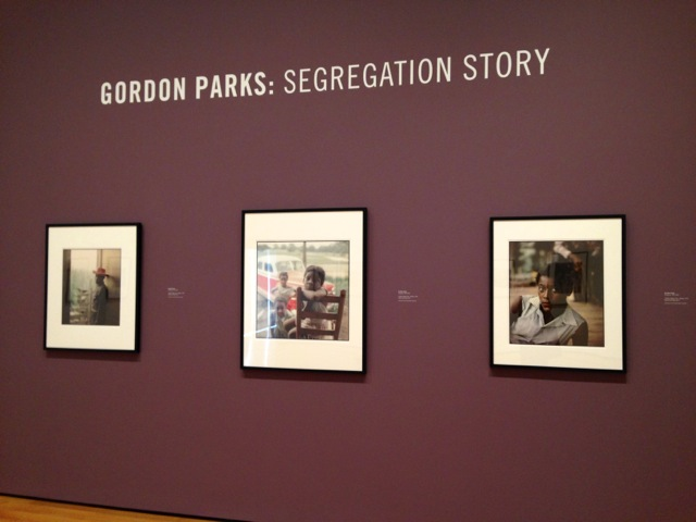 Gordon Parks: Segregation Story (High Museum Exhibit) 3