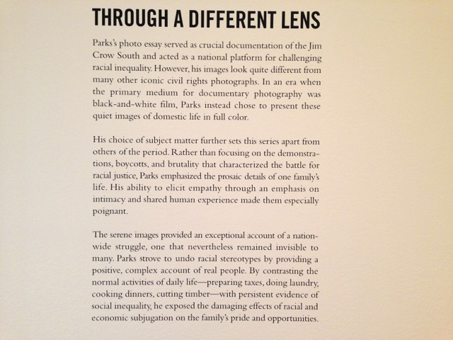 Gordon Parks: Segregation Story (High Museum Exhibit) 4