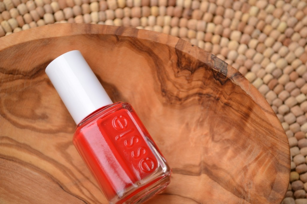 "Essie ""Geranium"" Nail Polish"