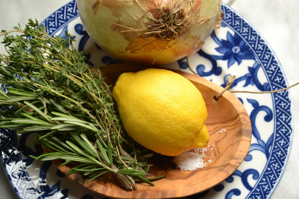 Ingredients: Lemon Herb Roasted Chicken