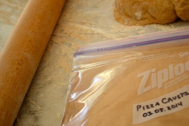Recipe: Homemade Pizza Crusts 9