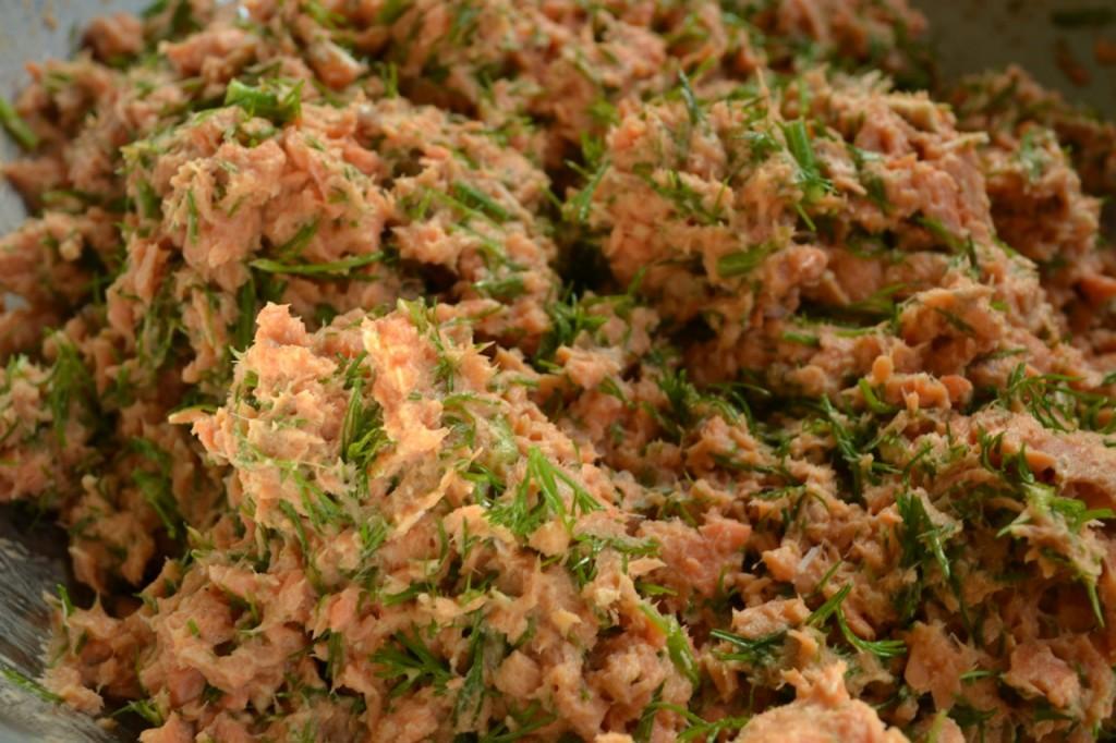 Recipe: Salmon Cakes 3