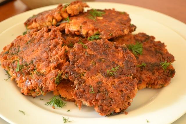 Recipe: Salmon Cakes