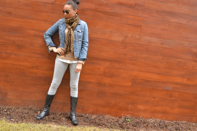 Casual Layers: The Fall/Winter Uniform 2