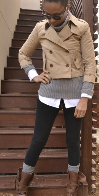 Casual Layers: The Fall/Winter Uniform 3