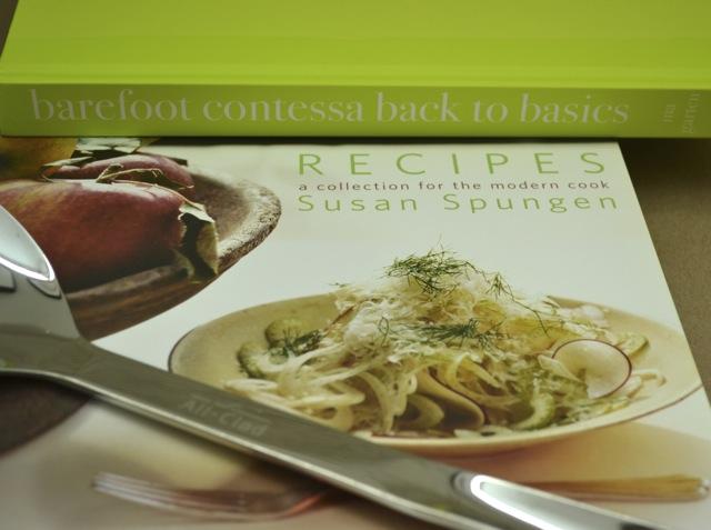 Cookbooks: Simple Fresh Ingredients