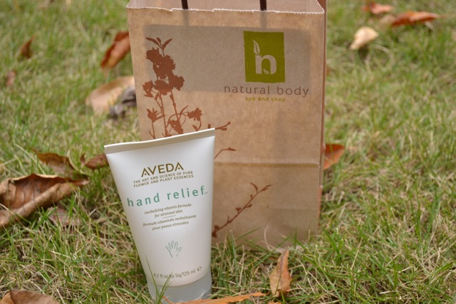 Aveda Hand Relief Hand Lotion