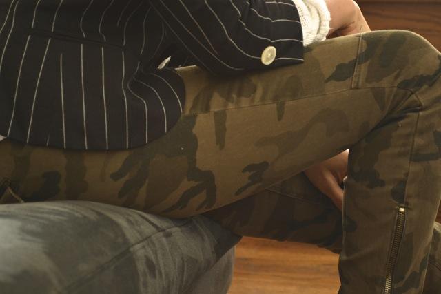Camo and Stripes