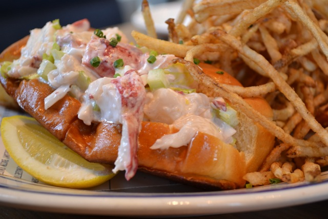 The Optimist: Maine Lobster Roll
