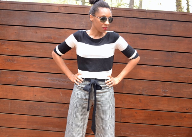 2 (More) Ways to Wear Houndstooth Pants