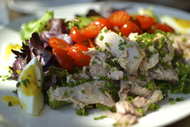 The Optimist: Tuna Nicoise