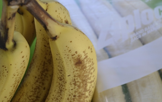 Quick Tip: Freeze Ripe Bananas