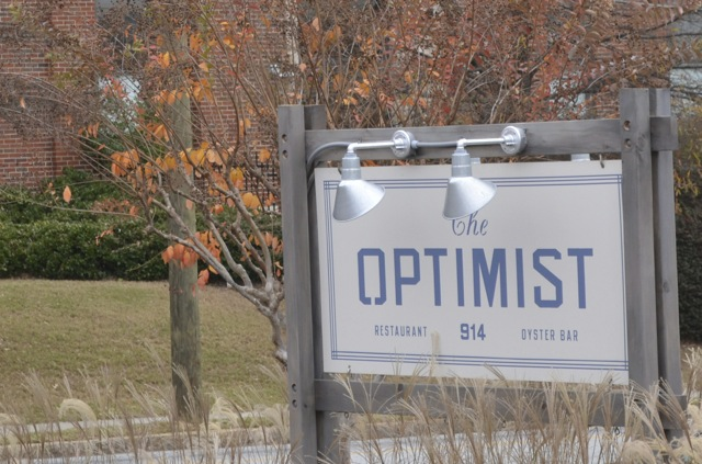 The Optimist Restaurant