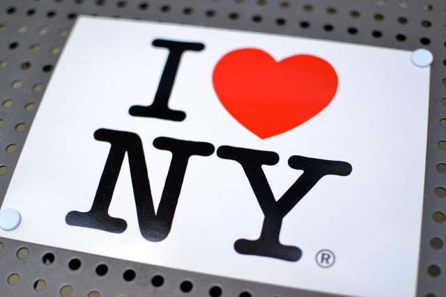 I Heart NY!