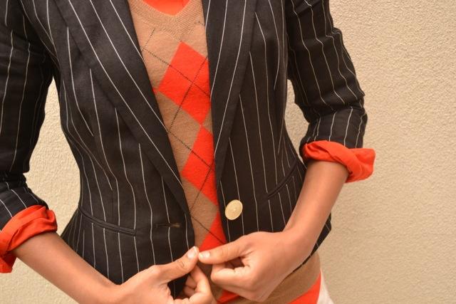 Argyle and Stripes