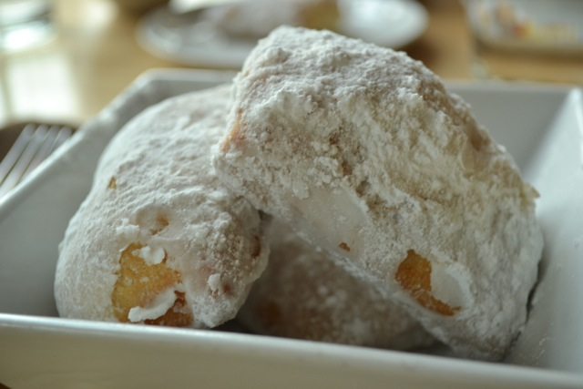Beignets at Serpas