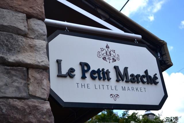 Le Petit Marche' in Kirkwood