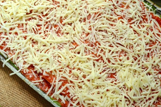 Recipe: Spinach Lasagna 4
