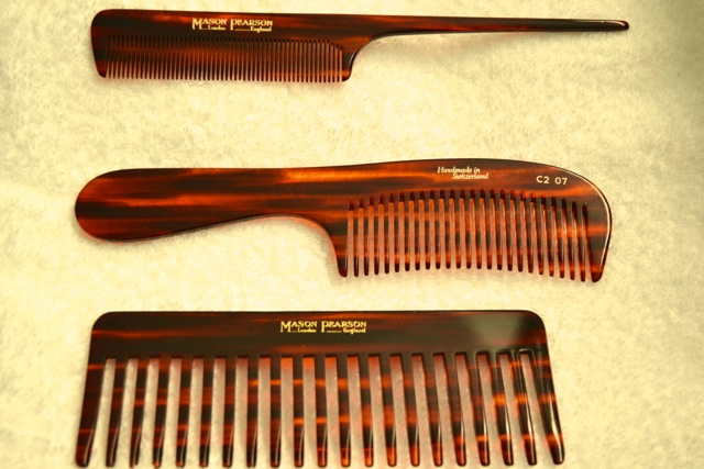 Mason Pearson Combs 2