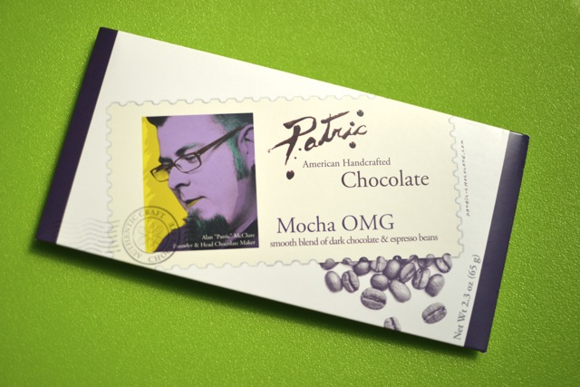 Patric Chocolate: Mocha OMG Bar