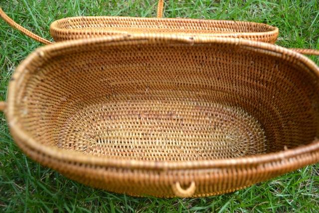 "Crossbody ""Basket"" Purse 2"