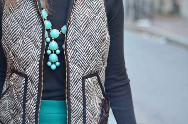 How to Style a Vest 2