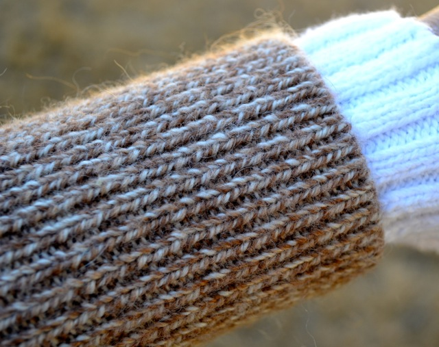 Details: Two Sweaters