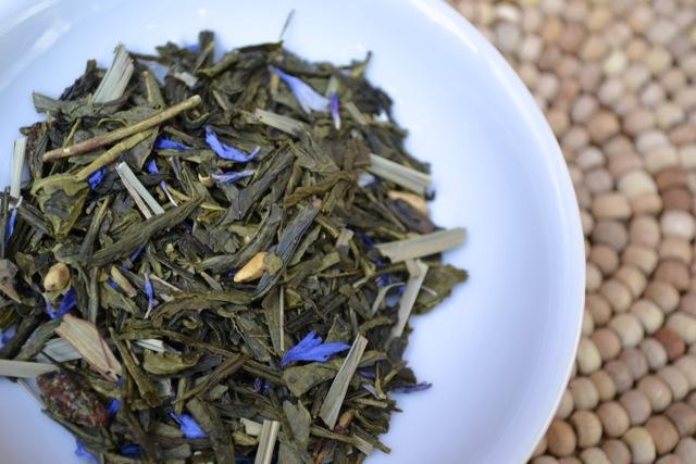 Island Sunrise Green Tea
