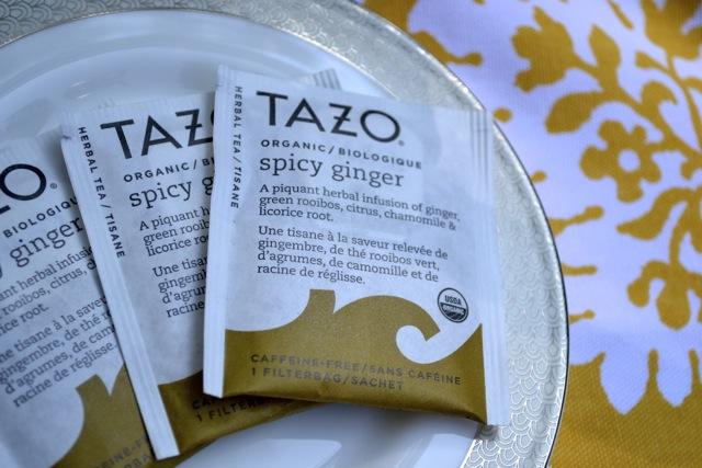 Tazo Spicy Ginger Tea