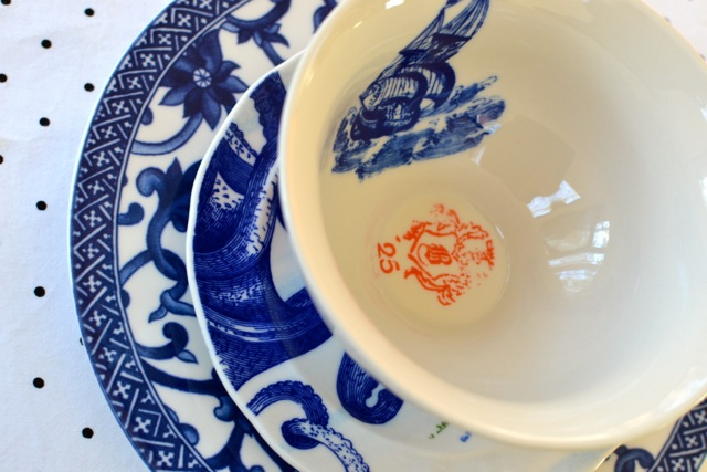 """From the Deep"" Cup & Saucer 3"