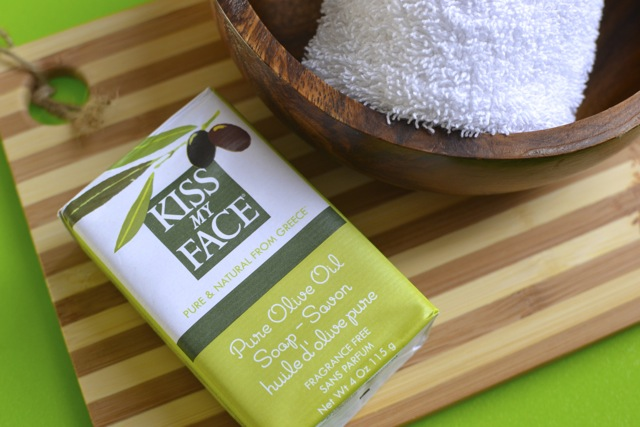 Little Luxuries: Olive Oil Soap 2
