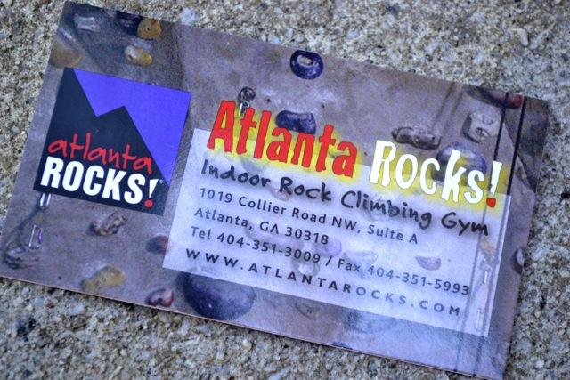 Atlanta Rocks! Indoor Climbing Gym 5