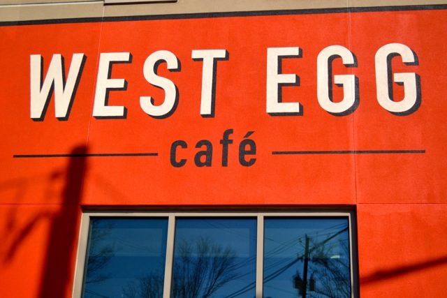 Local: West Egg Cafe