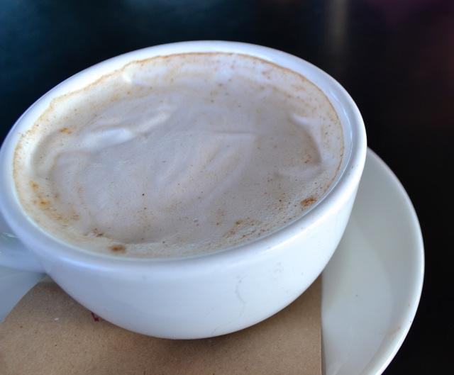 Creamy Chai Latte